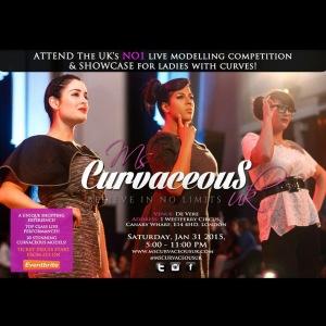 Ms Curvaceous UK