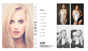 Abby NEW comp card