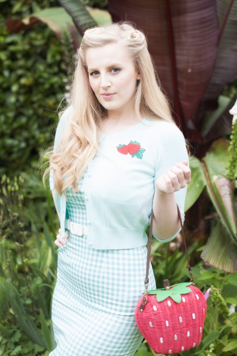 Abby-Russell-gingham-strawberry-bag